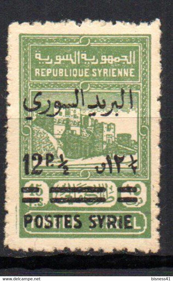 Col17  Colonie  Syrie  N°  288 Neuf XX MNH  Cote 7,00€ - Nuevos