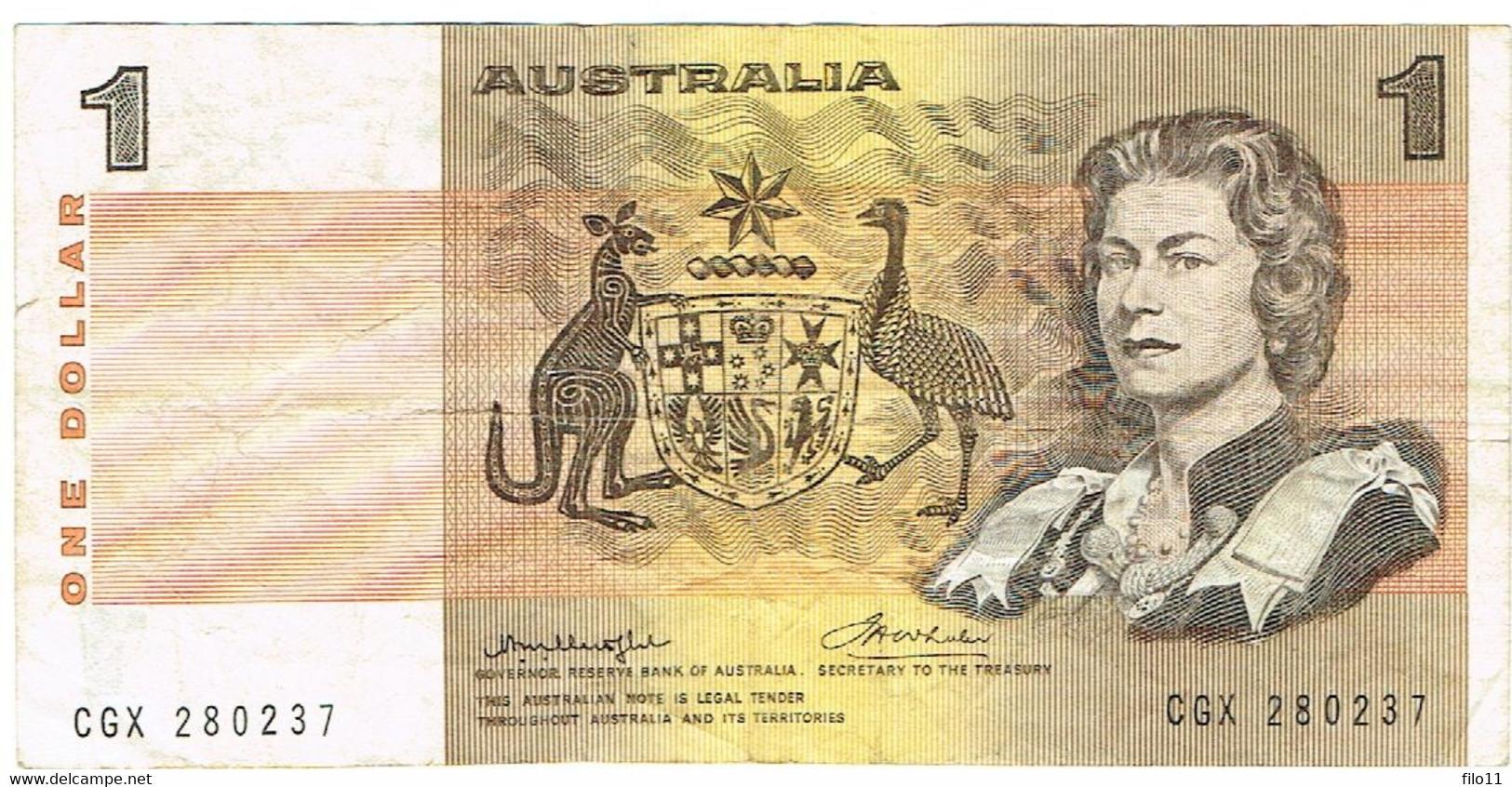 Australia One Dollar - Australia