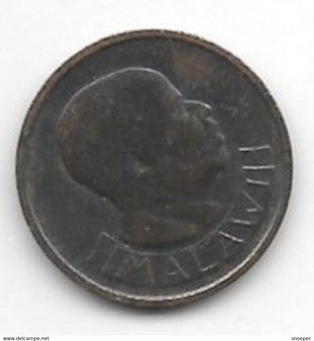 *malawi 1 Tambala 1971  Km 7.1  Bu/ms65 - Malawi
