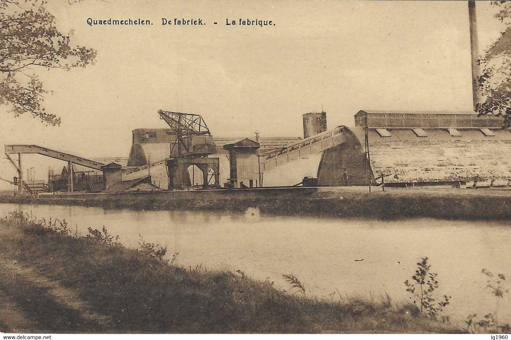 45) Quaedmechelen - De Fabriek - Ham