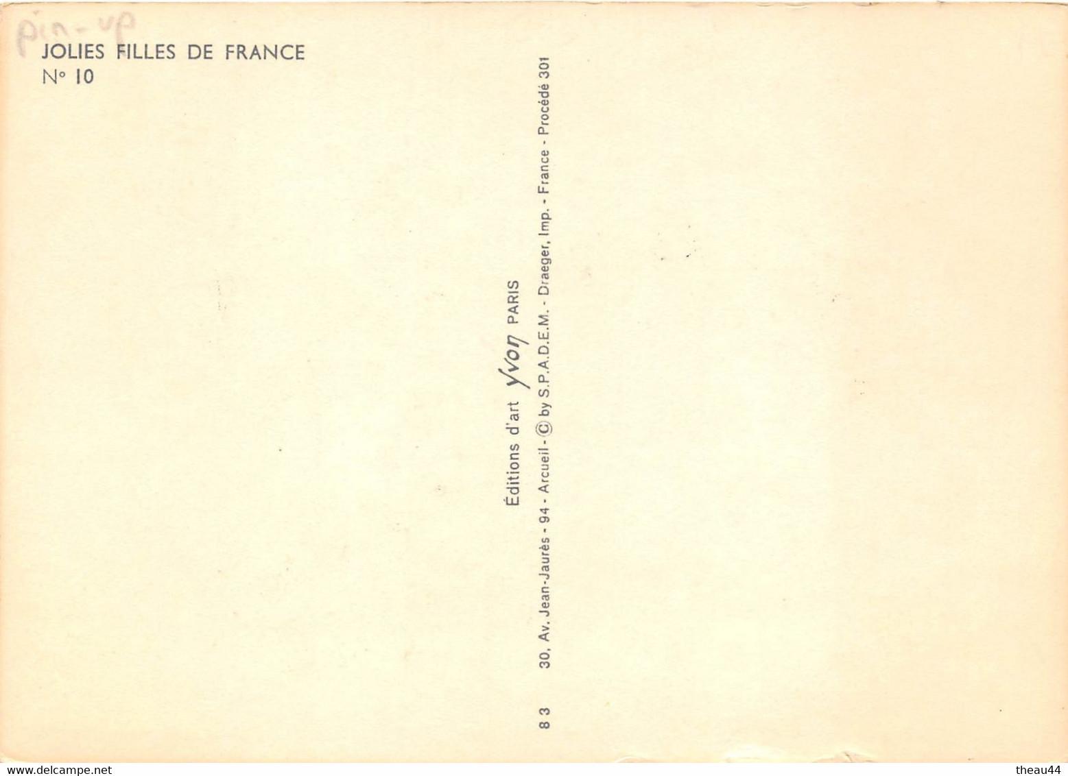 ¤¤   -  Lot De 6 Cartes De Femmes En Maillots De Bains Sur La Plage Et Sur Les Rochers   -  PIN-UP   -  ¤¤ - Zonder Classificatie