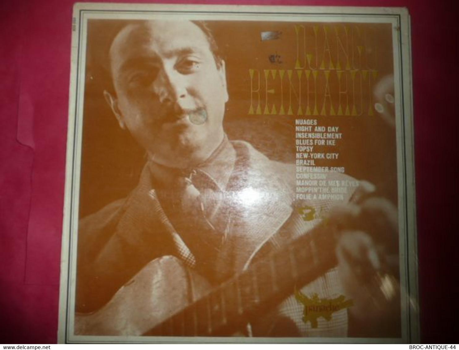 LP33 N°5997 - DJANGO REINHARDT - 820 050 - DISQUE EPAIS - JAZZ GYPSY - Jazz