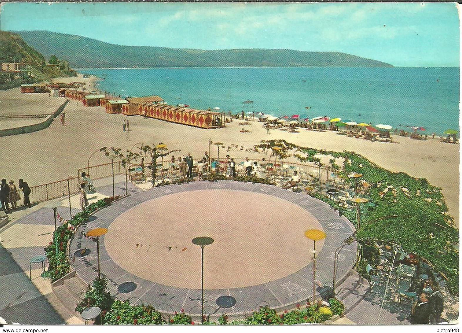 Soverato (Catanzaro) Lido Miramare, Pista Da Ballo, Miramare Beach And Dancing - Catanzaro