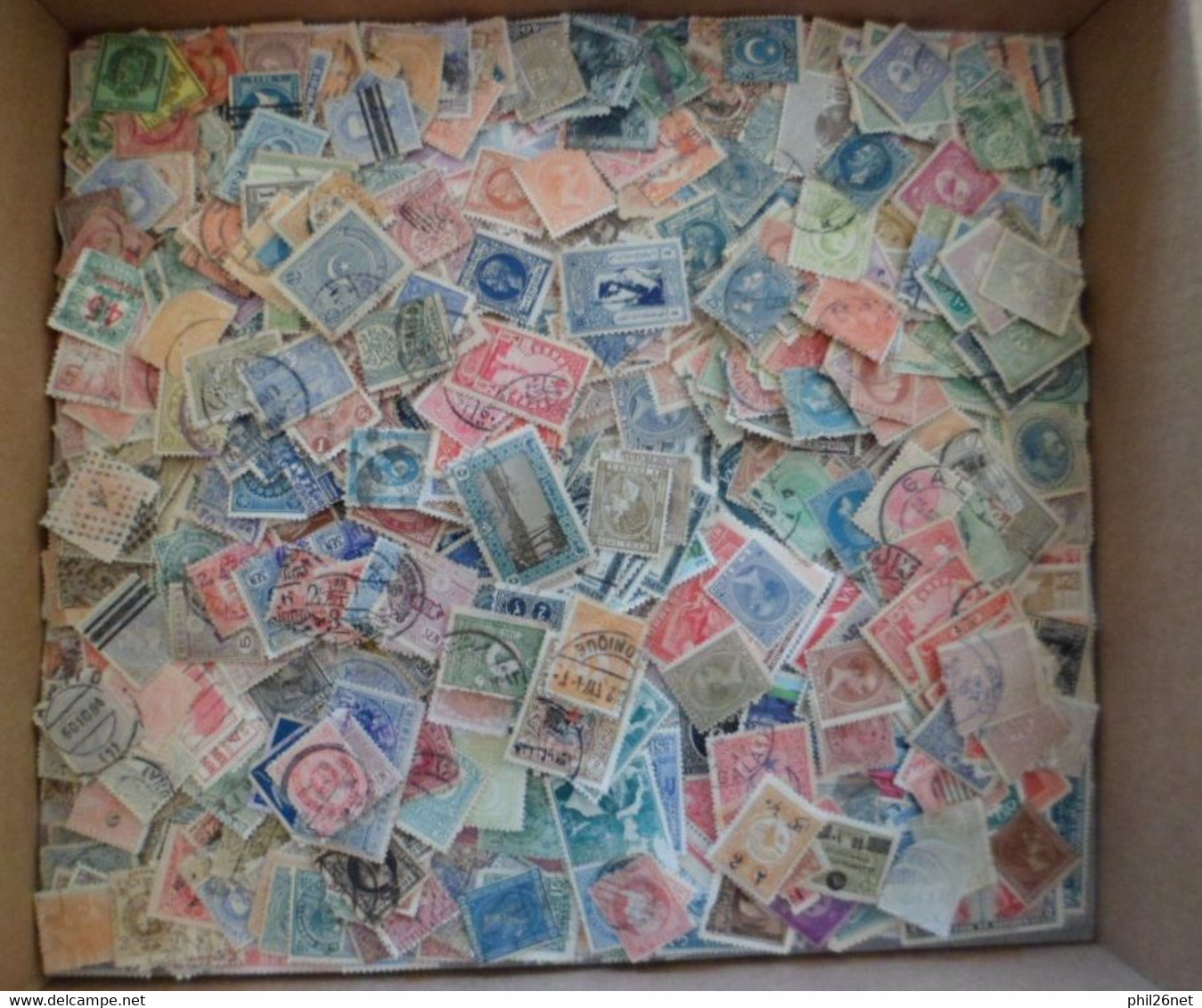 Lot Exceptionnel 50 000 Euros Cote Garantie 150 000 Probable : 60 Ans D'accumulation Monde Entier  * * / */ (*) O  B/TB - Collections (without Album)