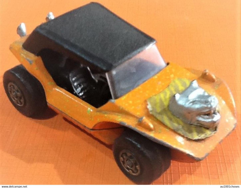 Voiture Miniature  Sand Cat  Beach Buggy (1972)   Matchbox  K-37 Echelle : 1/38ème Made In England - Voitures, Camions, Bus