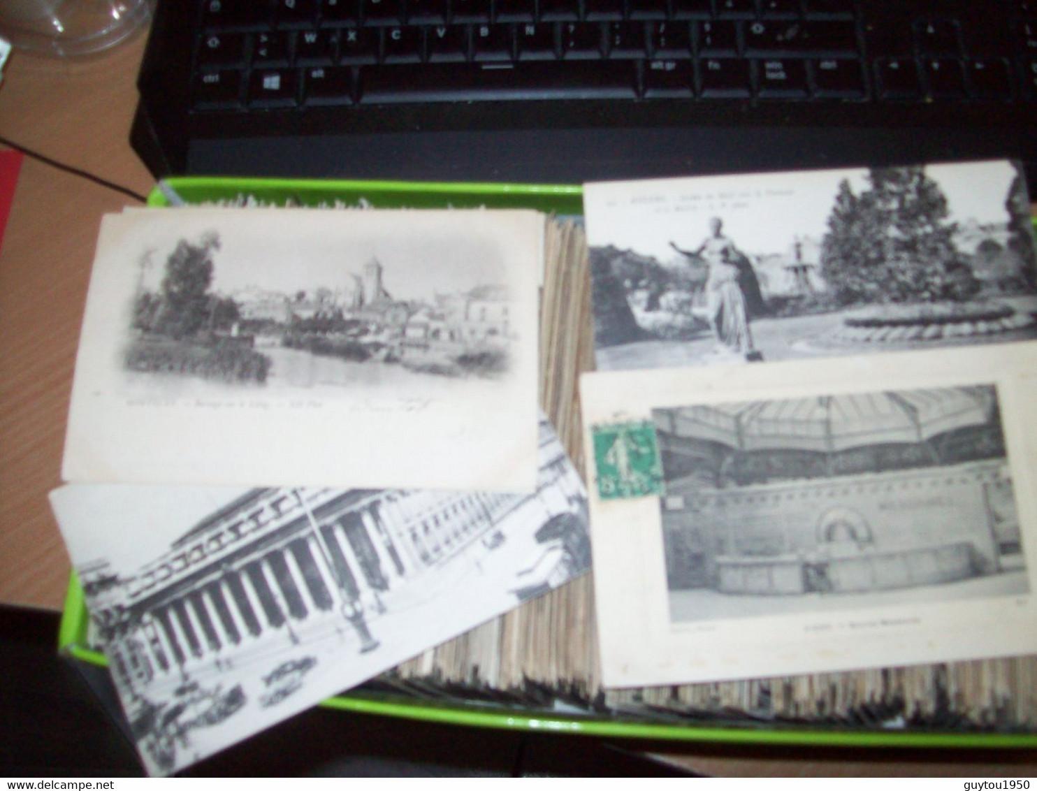 Lot De 1000 Cpa Et Cpsm Type Drouille - 500 Postkaarten Min.