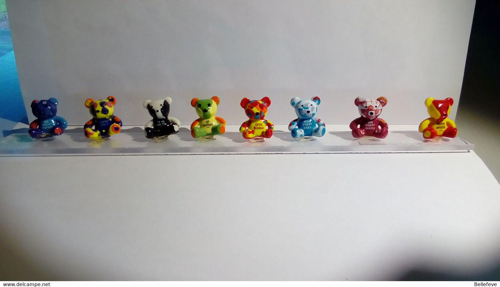 Série Nounours - Animals