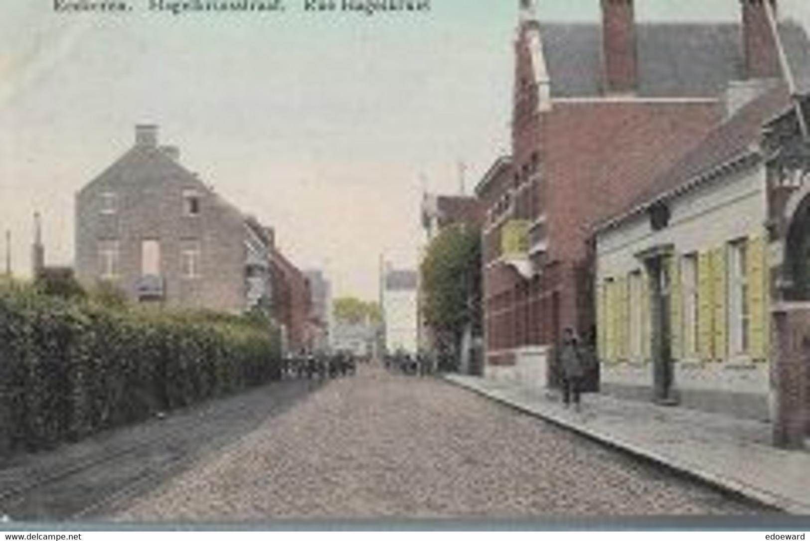 14 09/  36//  EKEREN   1911 HAGELKRUIS - Sin Clasificación