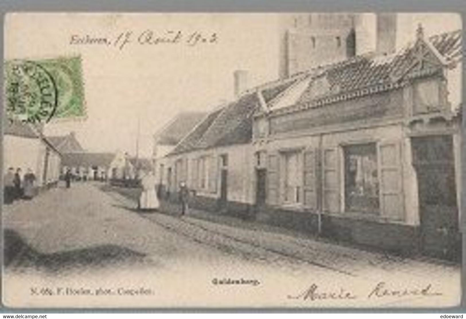 14 09/  40//         EKEREN       GULDENBERG   1903   HOELEN 659 - Sin Clasificación