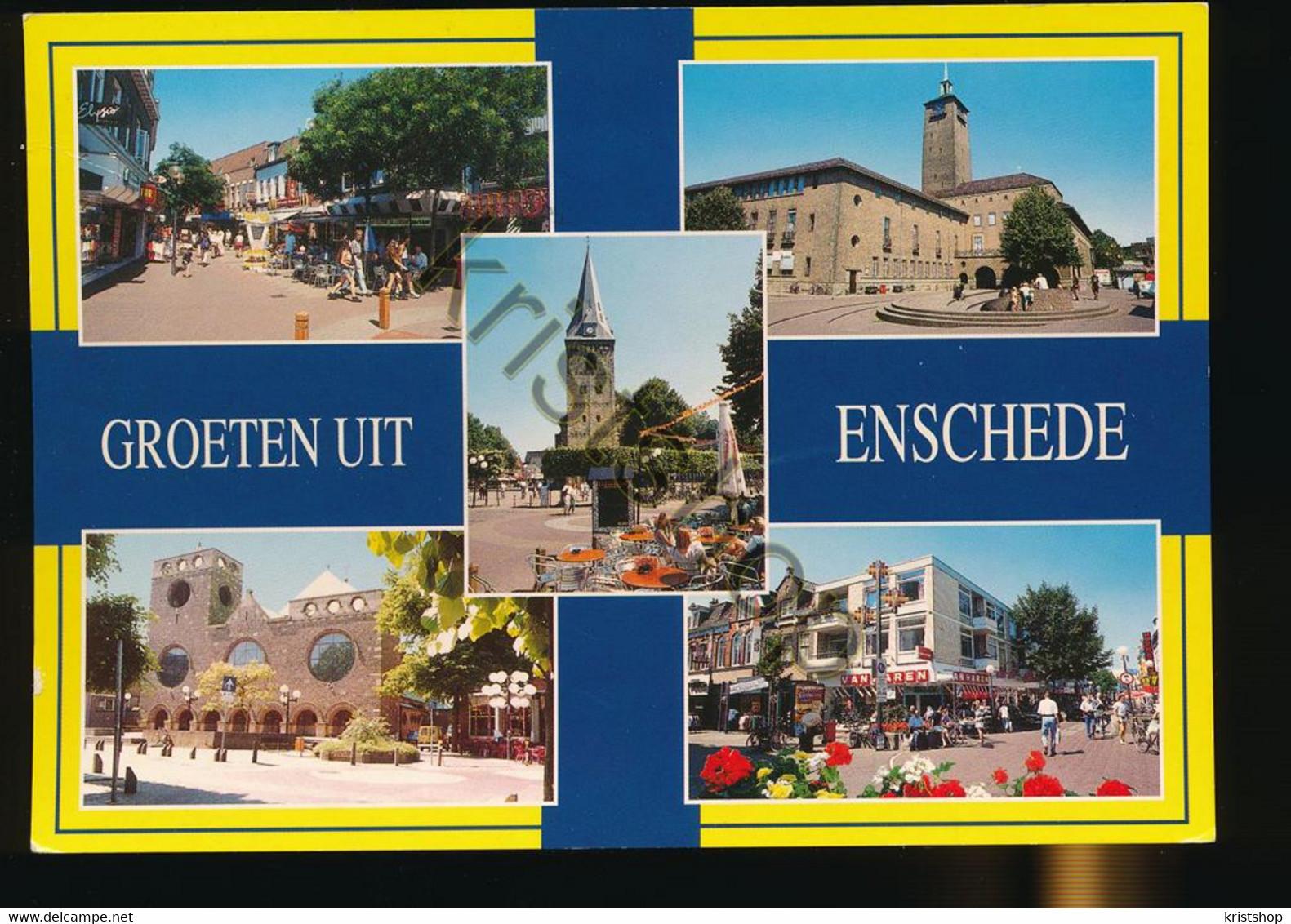 Enschede [AA47 6.364 - Zonder Classificatie