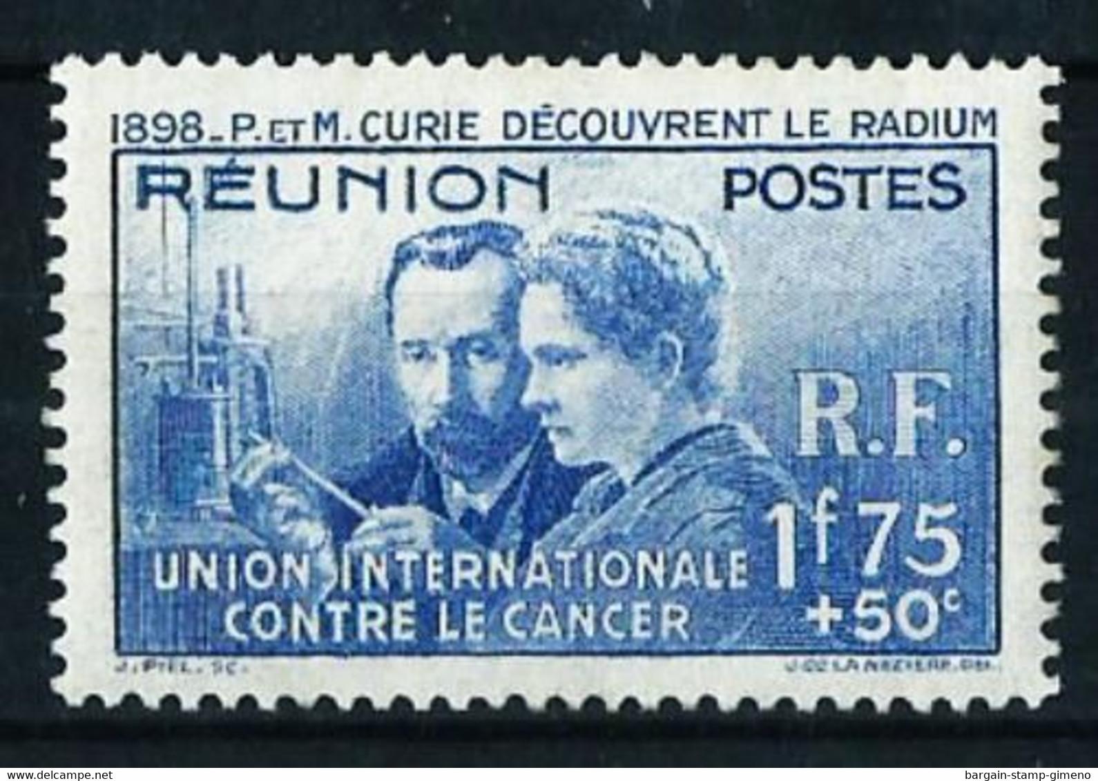 Isla Reunión (Francesa) Nº 155 Cat.18,50€ - Unused Stamps