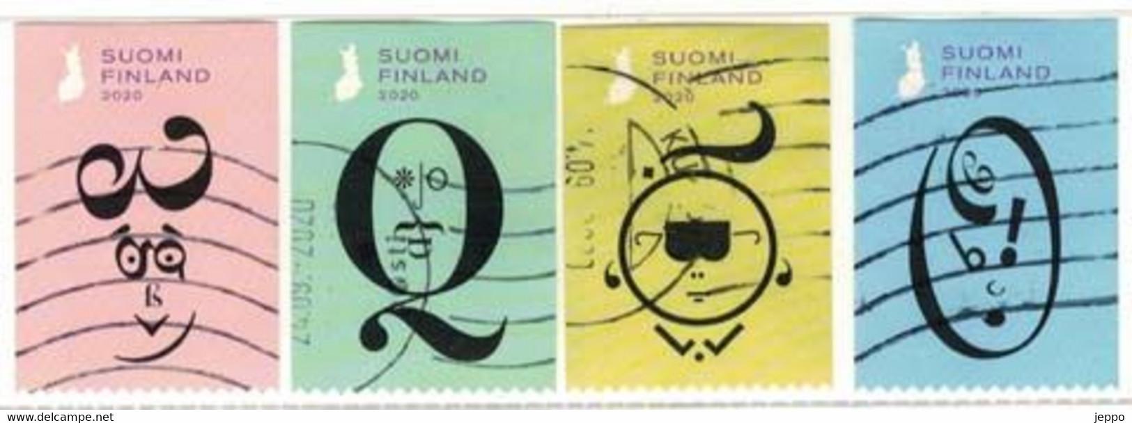 2020 Finland, Literace Complete Used Set. - Gebraucht