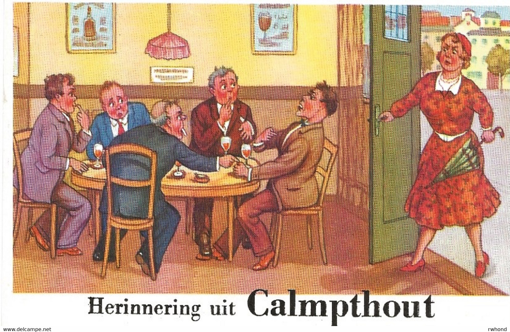 44 Calmpthout Herinnering Uit Calmpthout - Kalmthout