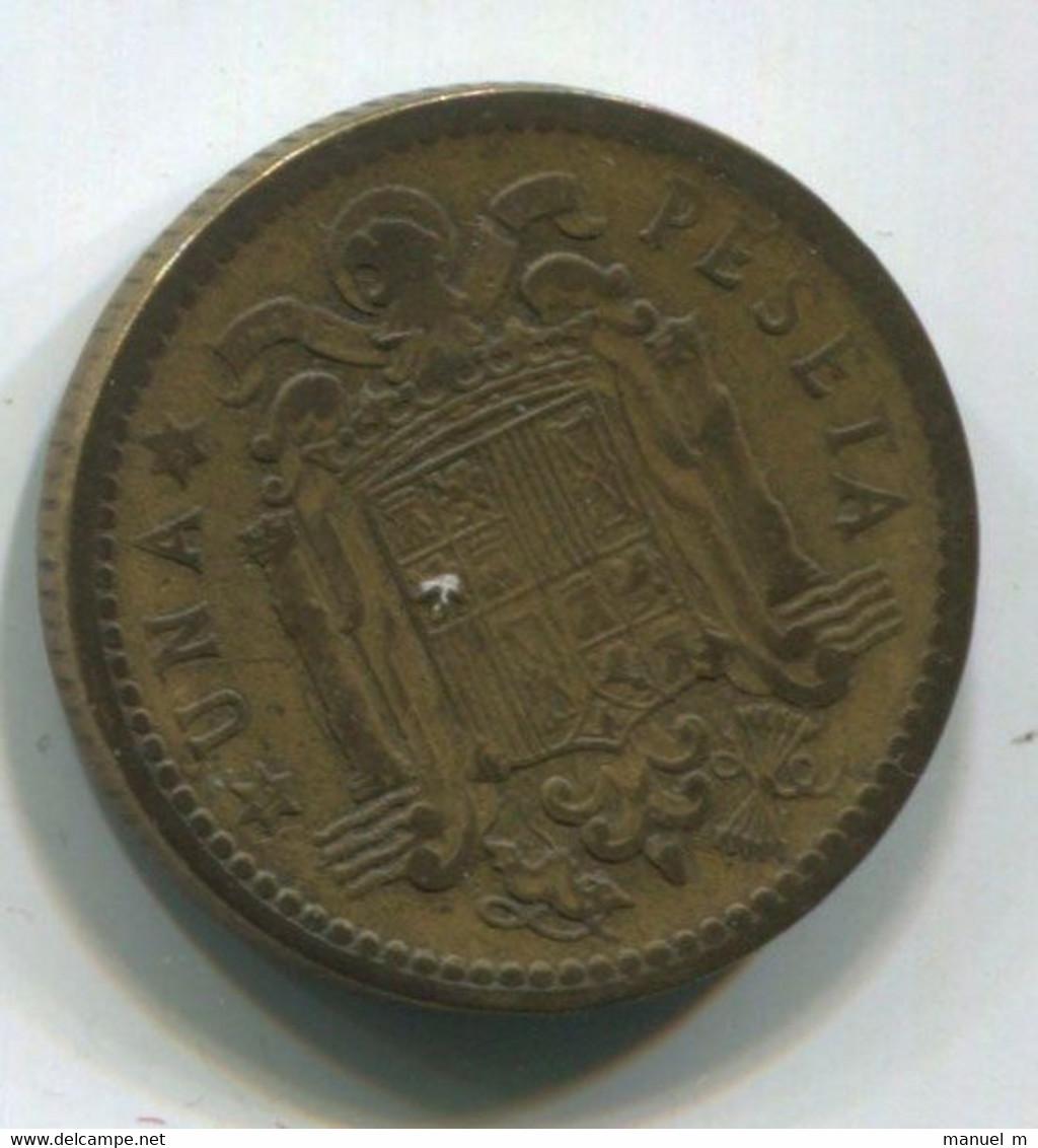 España, 1947. 1 Peseta. Francisco Franco - 1 Peseta