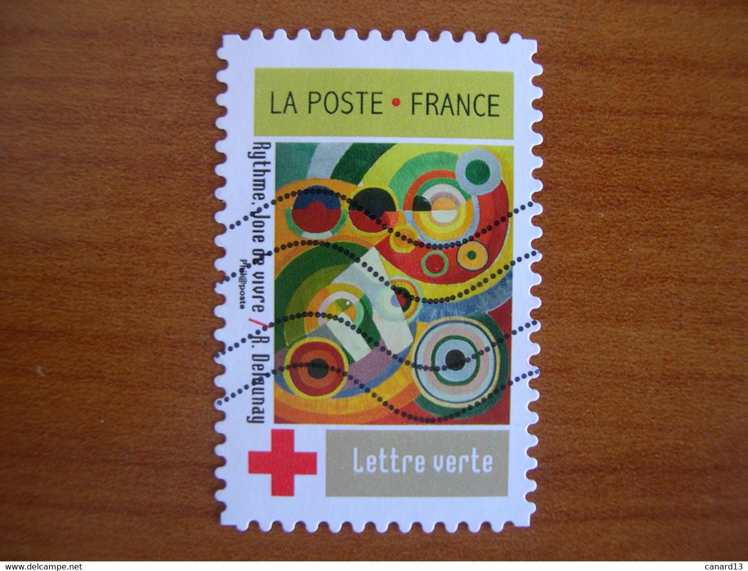 France  Obl  N° 1866 - Luchtpost