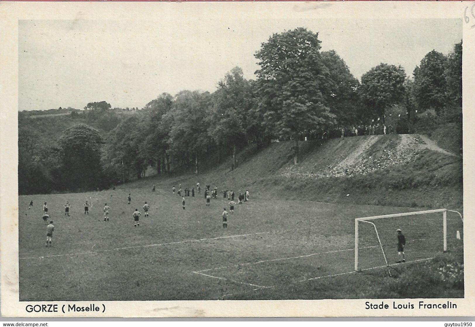 Gorze Stade Louis Francelin - Andere Gemeenten