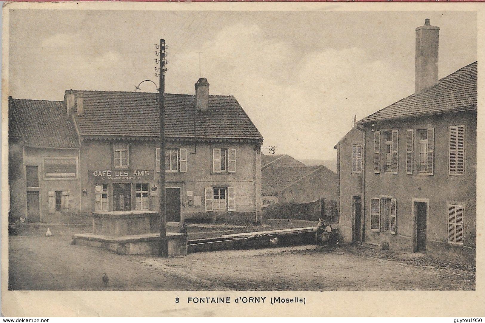Orny La Fontaine - Andere Gemeenten