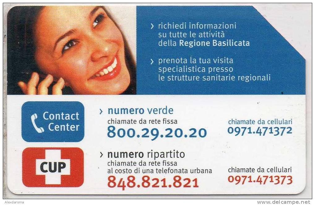 USATE REGIONE BASILICATA GOLDEN Euro 538 - Public Practical Advertising