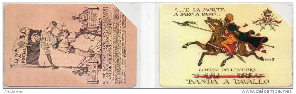 USATE ITALIA COLLEZIONE 2004 GOLDEN Euro 387-388 - Public Practical Advertising