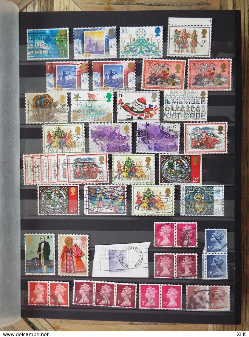 Grande-Bretagne - 1841 / 2003 - - Collections