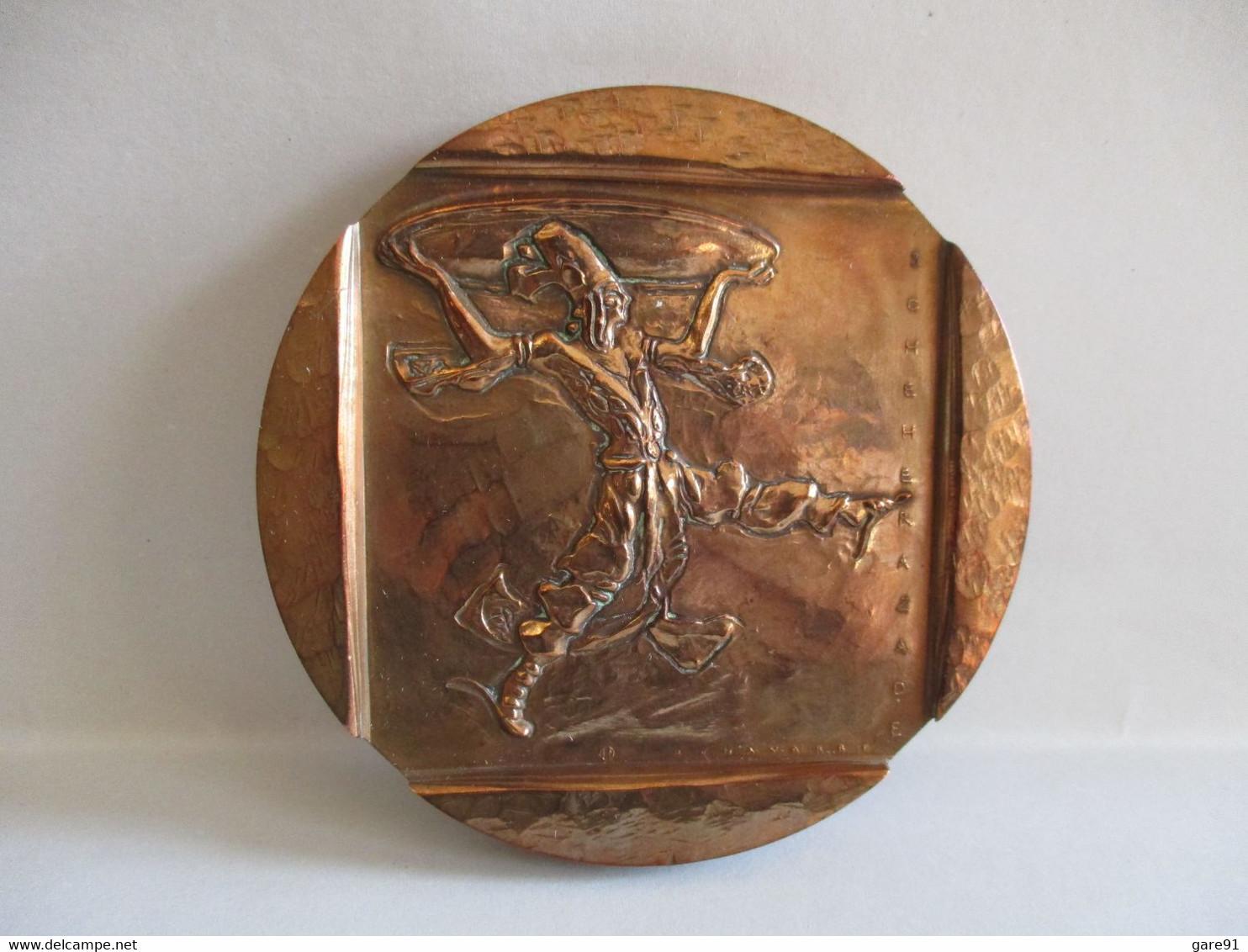 Médaille :  SCHERAZADE  Les Ballets Russes - Other