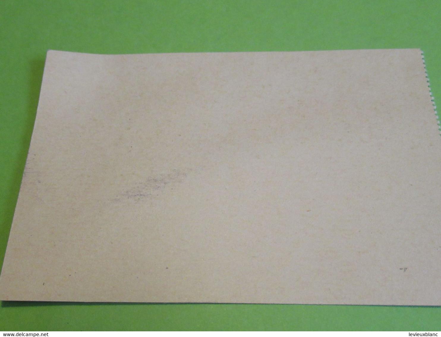 Carte Associative/non Attribuée/Mbre Honoraire/UNION Des VIEUX De FRANCE Et Territoires Associés/Paris/Vers1955  AEC182 - Organizaciones
