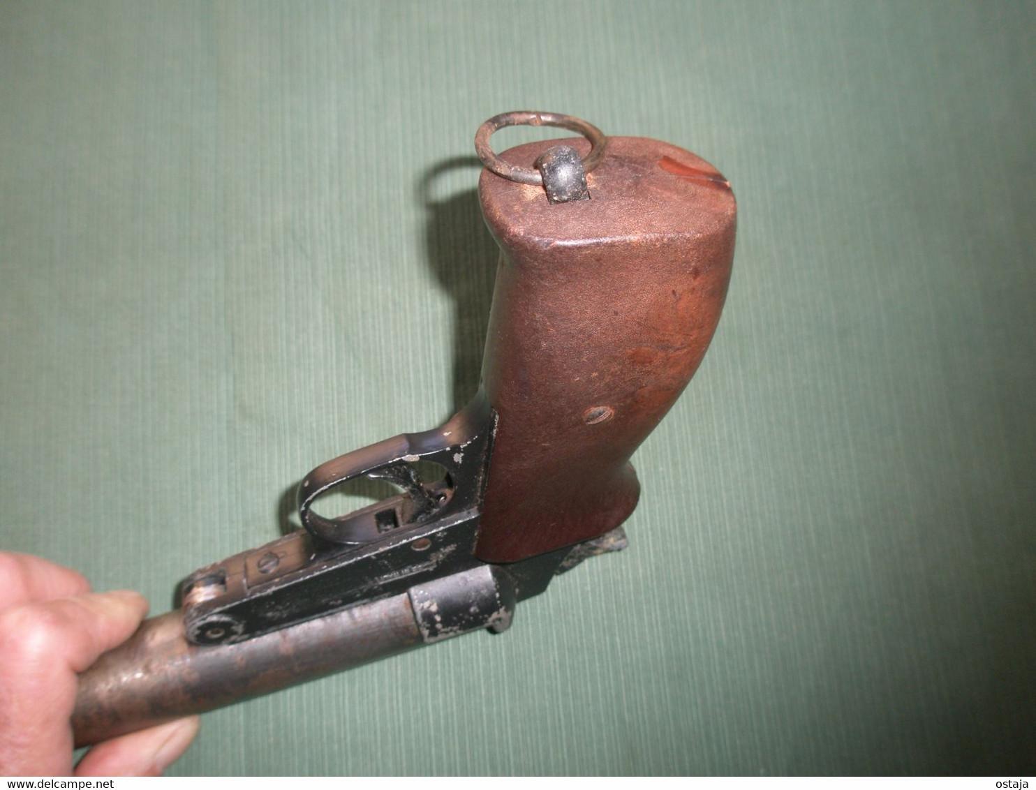 Pistolet Lance Fusée Mondial - Decorative Weapons