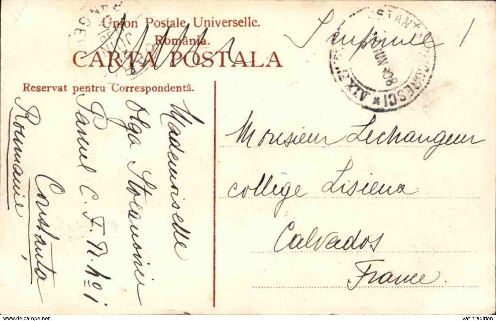 ROUMANIE - Carte Postale - Constanța - Un Salut - L 74497 - Rumania