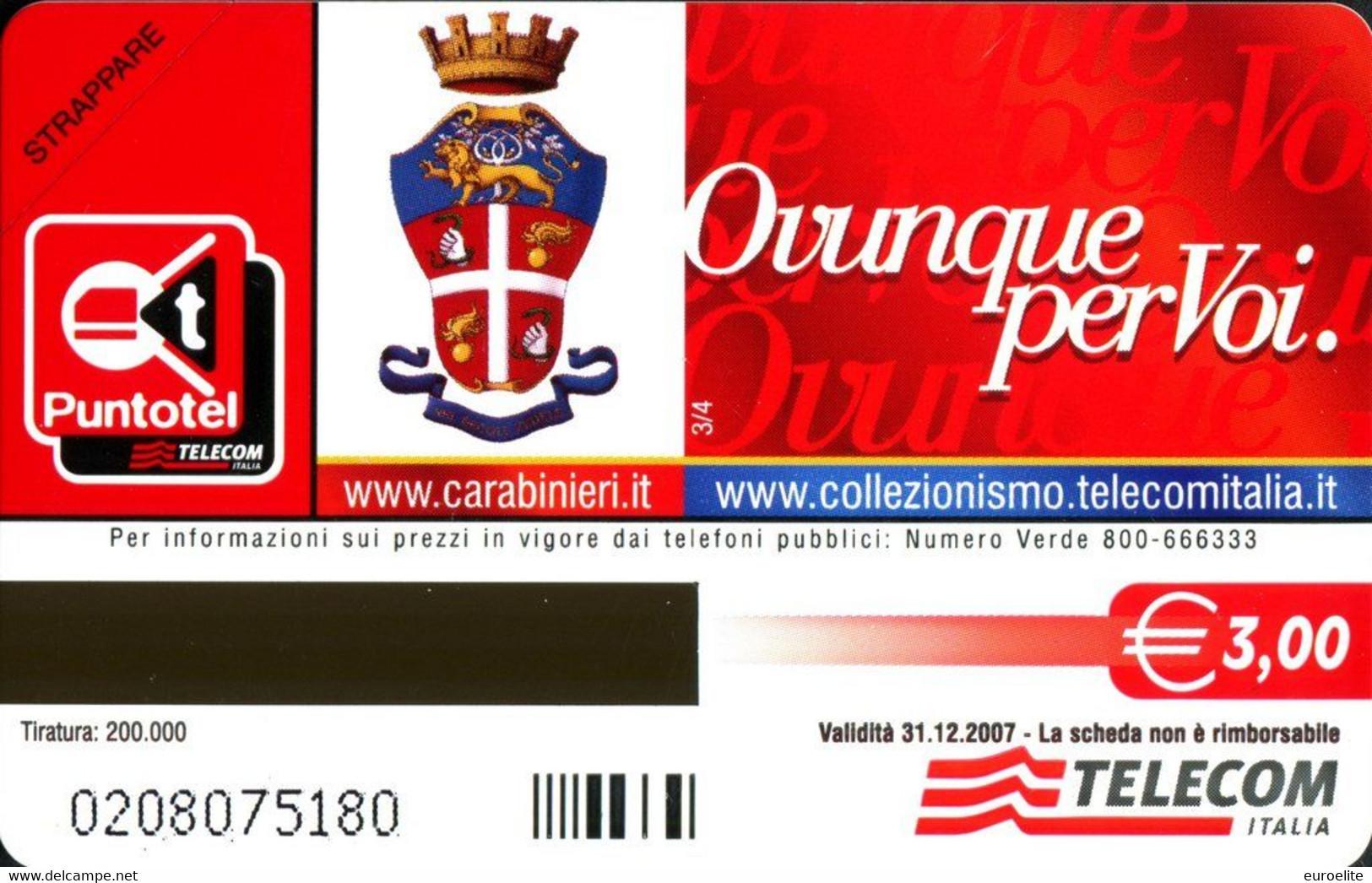 USATE Ovunque Per Voi - Corazzieri - Public Practical Advertising