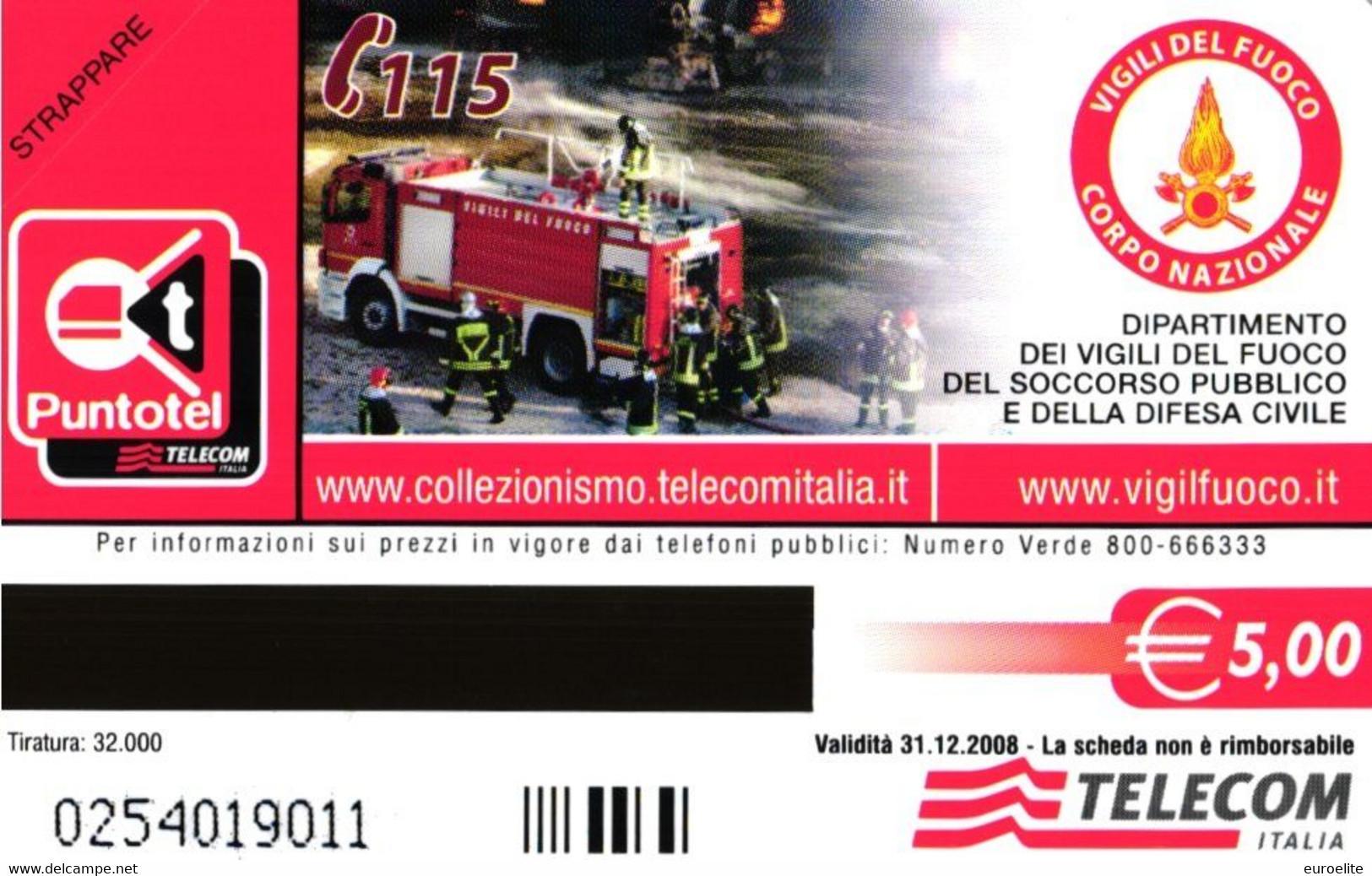 USATE ›  VVFF - Incendio Deposito Industriale - Public Practical Advertising