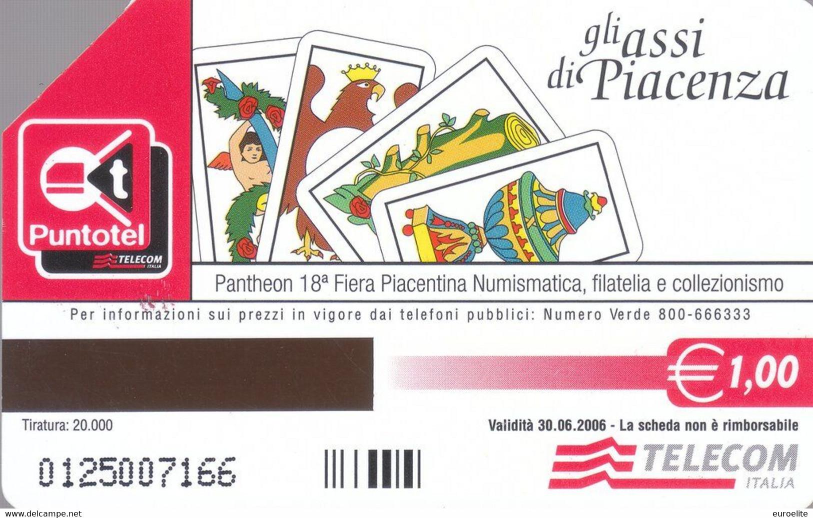 NUOVE Gli Assi Di Piacenza - Spade - Public Practical Advertising