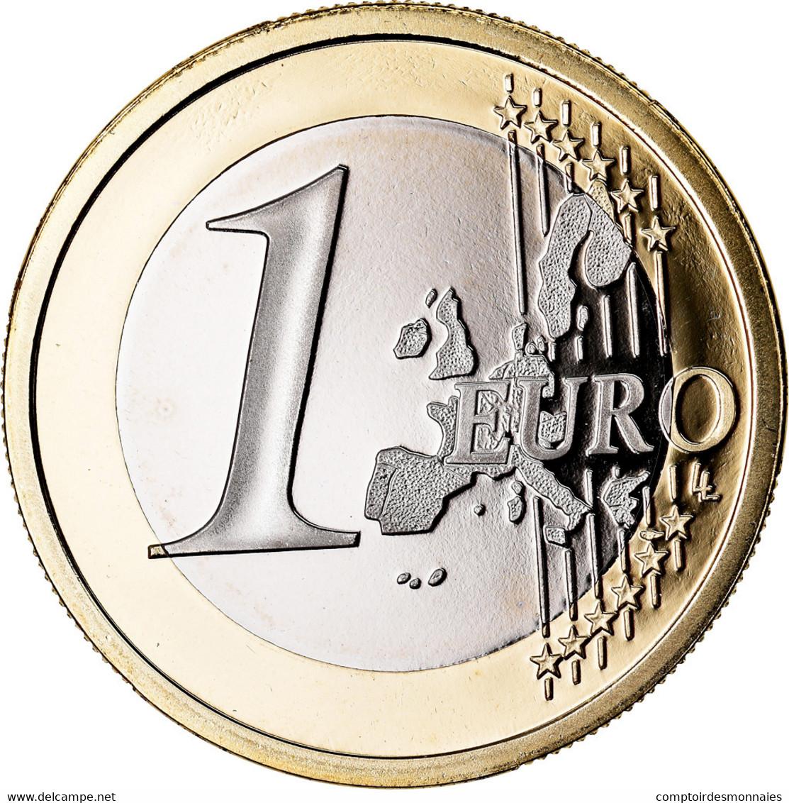Monaco, Euro, 2006, Proof, FDC, Bi-Metallic, KM:184 - Monaco