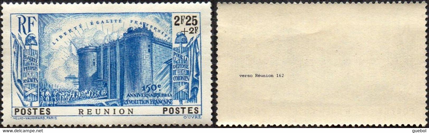 Réunion - N° 162 * Anniversaire De La Révolution Bastille - Nuevos