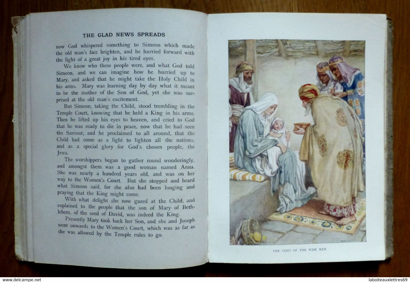 LIVRE EN ANGLAIS STORIES FROM THE BIBLE - Christianity, Bibles