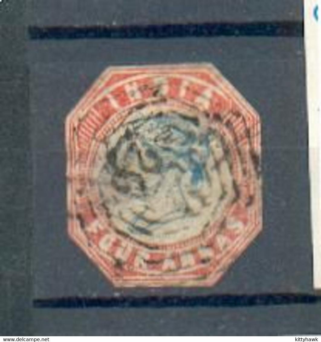 B 181  - INDE  - YT 5 ° Obli - 1882-1901 Keizerrijk