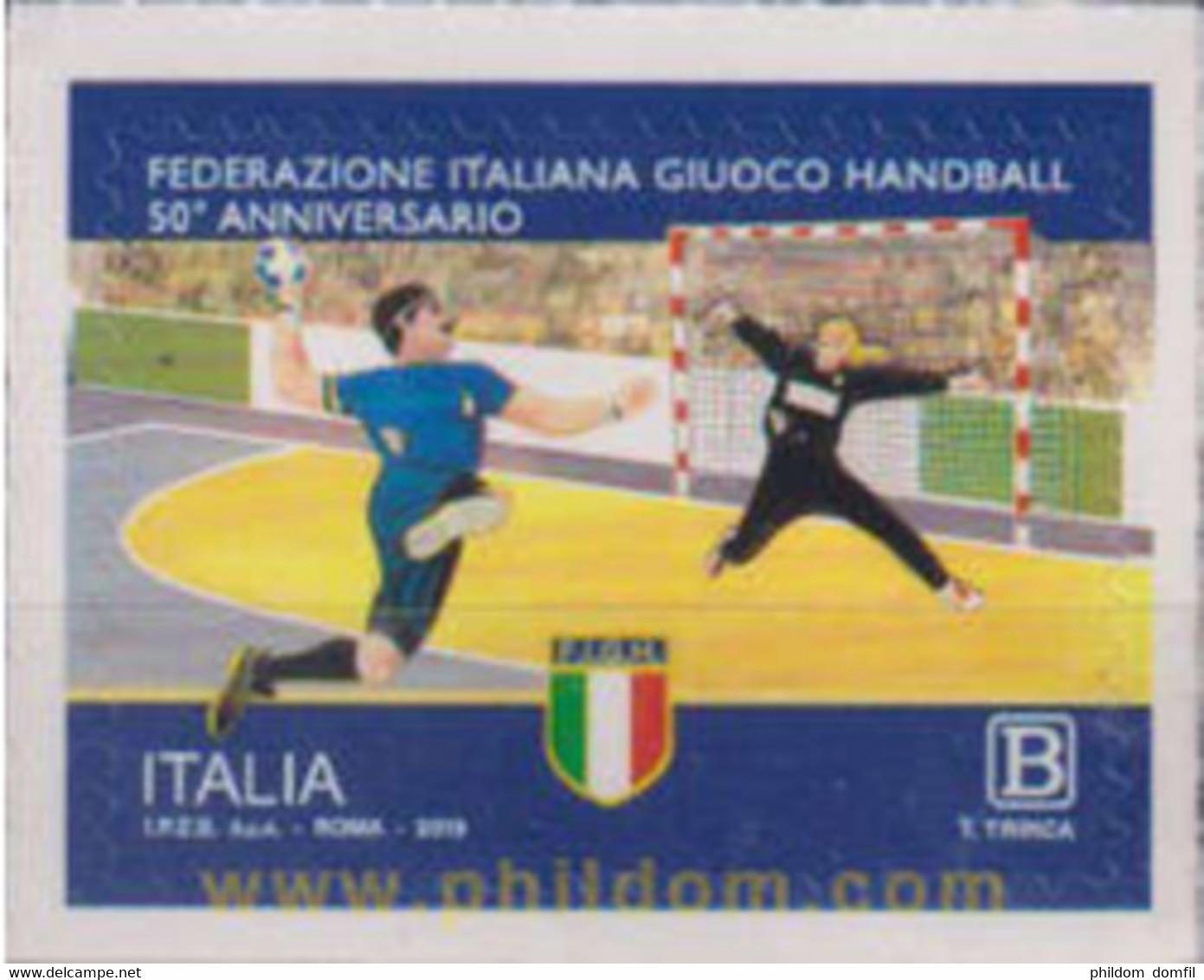 Ref. 630960 * MNH * - ITALY. 2020. - Balonmano