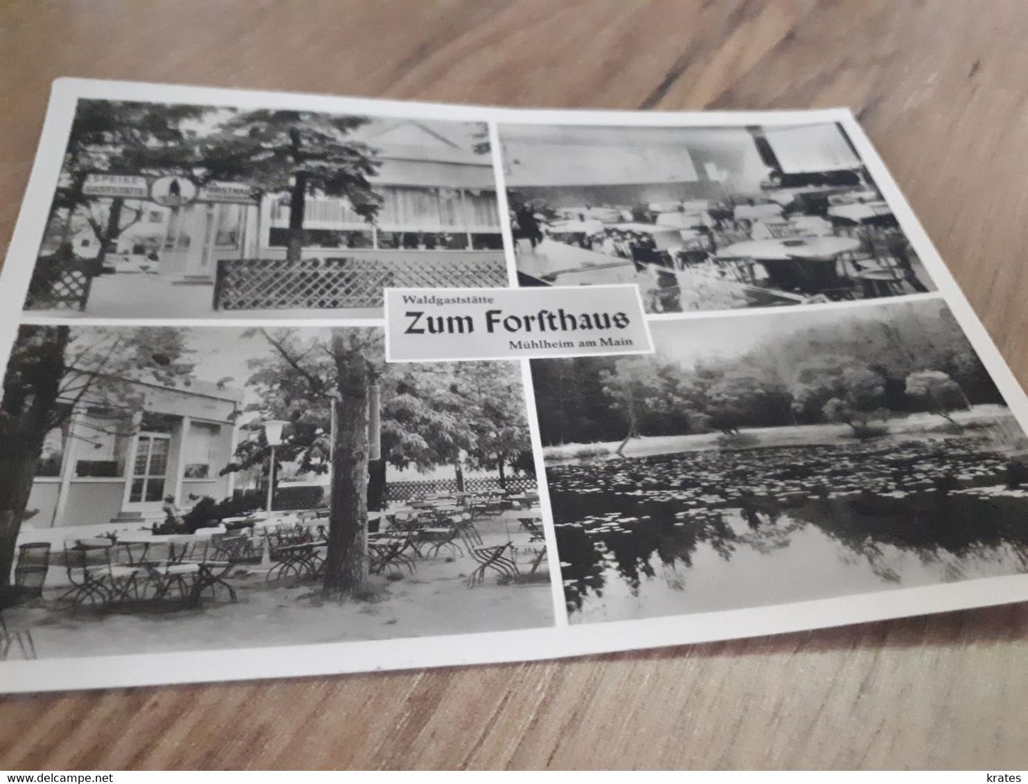 Postcard - Germany, Fortfhause Restaurant    (V 35138) - Vari