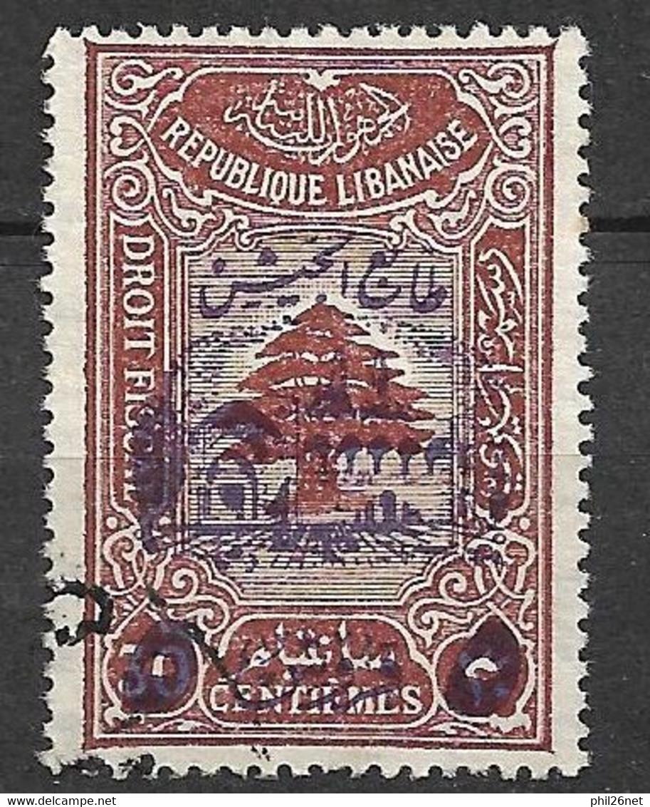Grand   Liban   N° 197 Oblitéré B/TB Soldé à Moins De 10 %    Le Moins Cher Du Site ! ! ! - Used Stamps