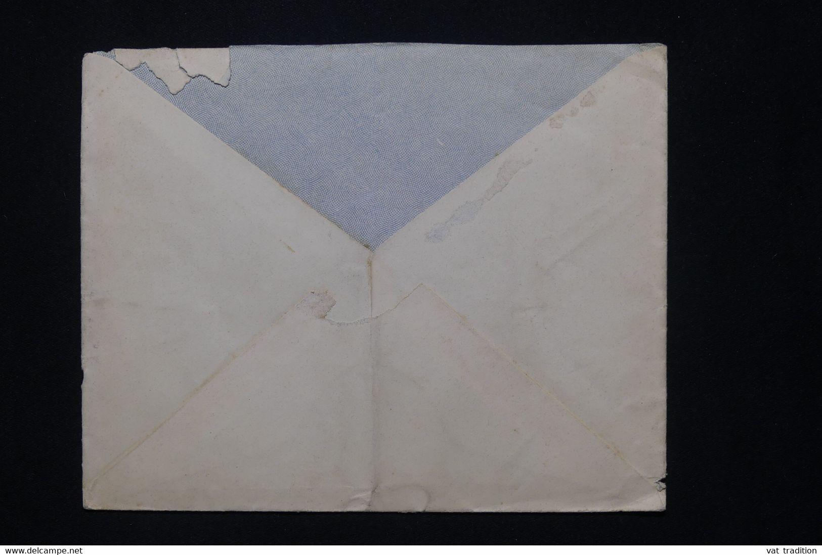 ESPAGNE - Enveloppe Pour La France - L 79820 - Briefe U. Dokumente
