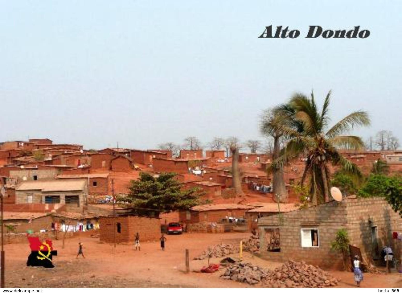 Angola Alto Dondo New Postcard - Angola