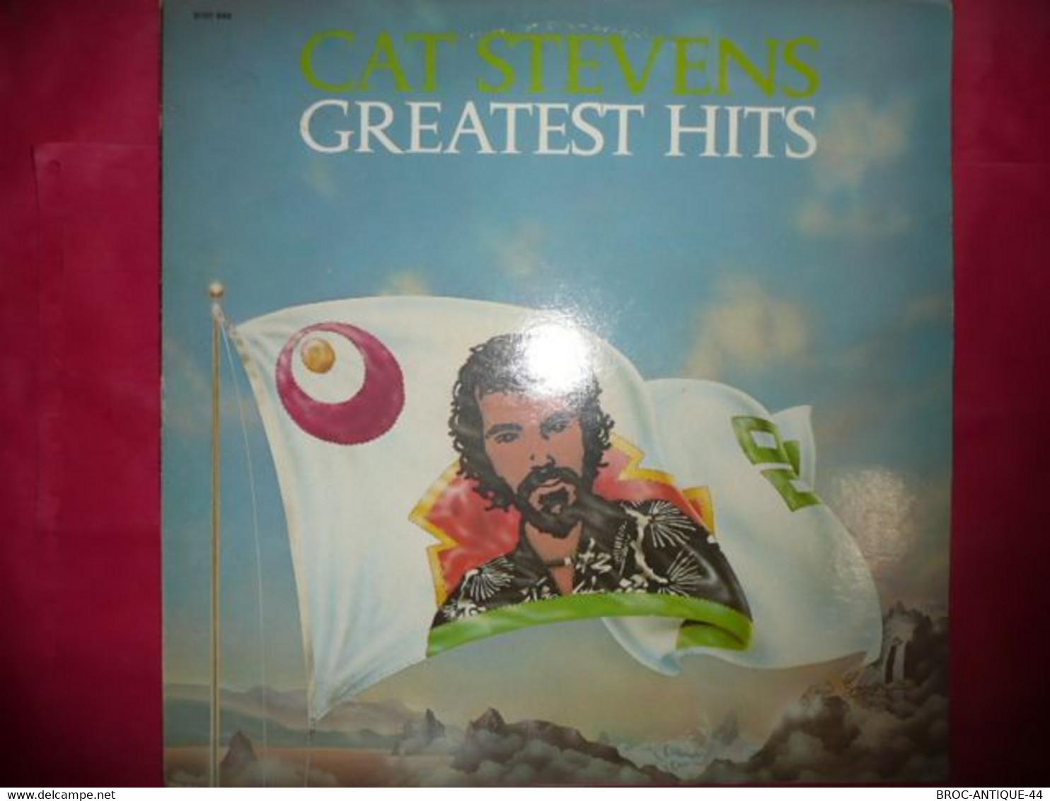 LP33 N°7070 - CAT STEVENS - 9101 646 - Rock