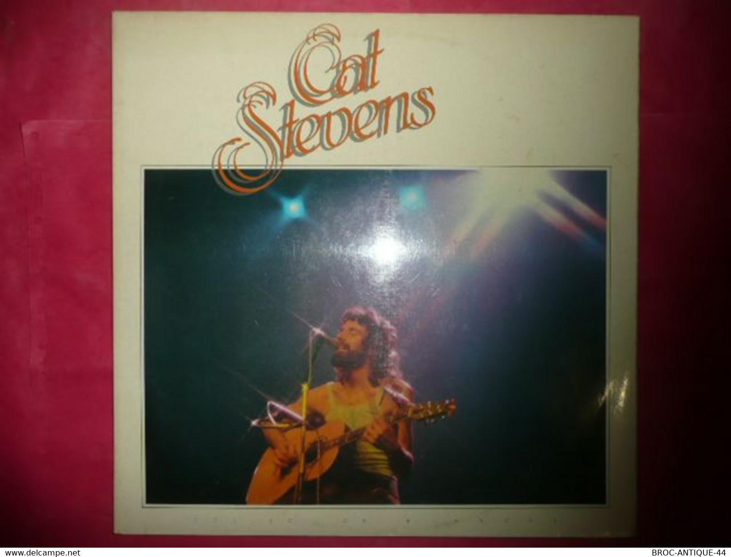 LP33 N°7072 - CAT STEVENS - 261015/16 - 2LP'S - Rock