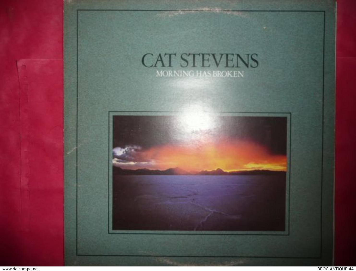 LP33 N°7073 - CAT STEVENS - 6313 286 - PG 223 + GROS BOOK - POP ROCK - Rock
