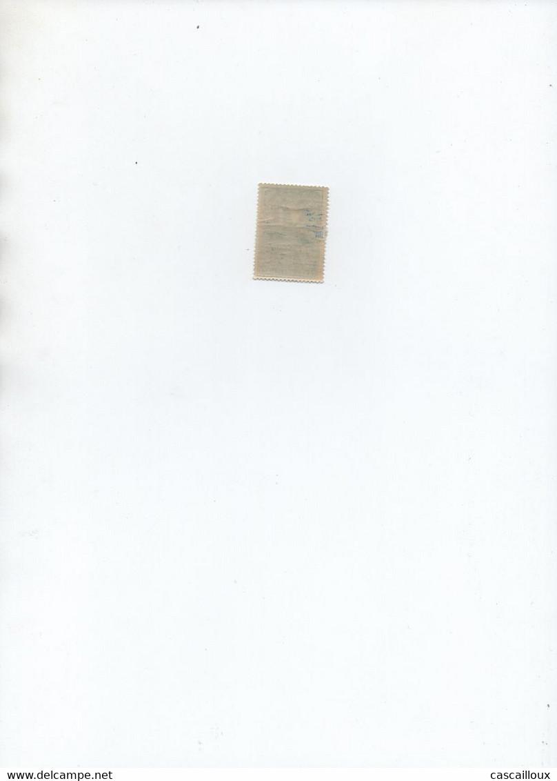 Timbre D'affiche - Fiscale Zegels