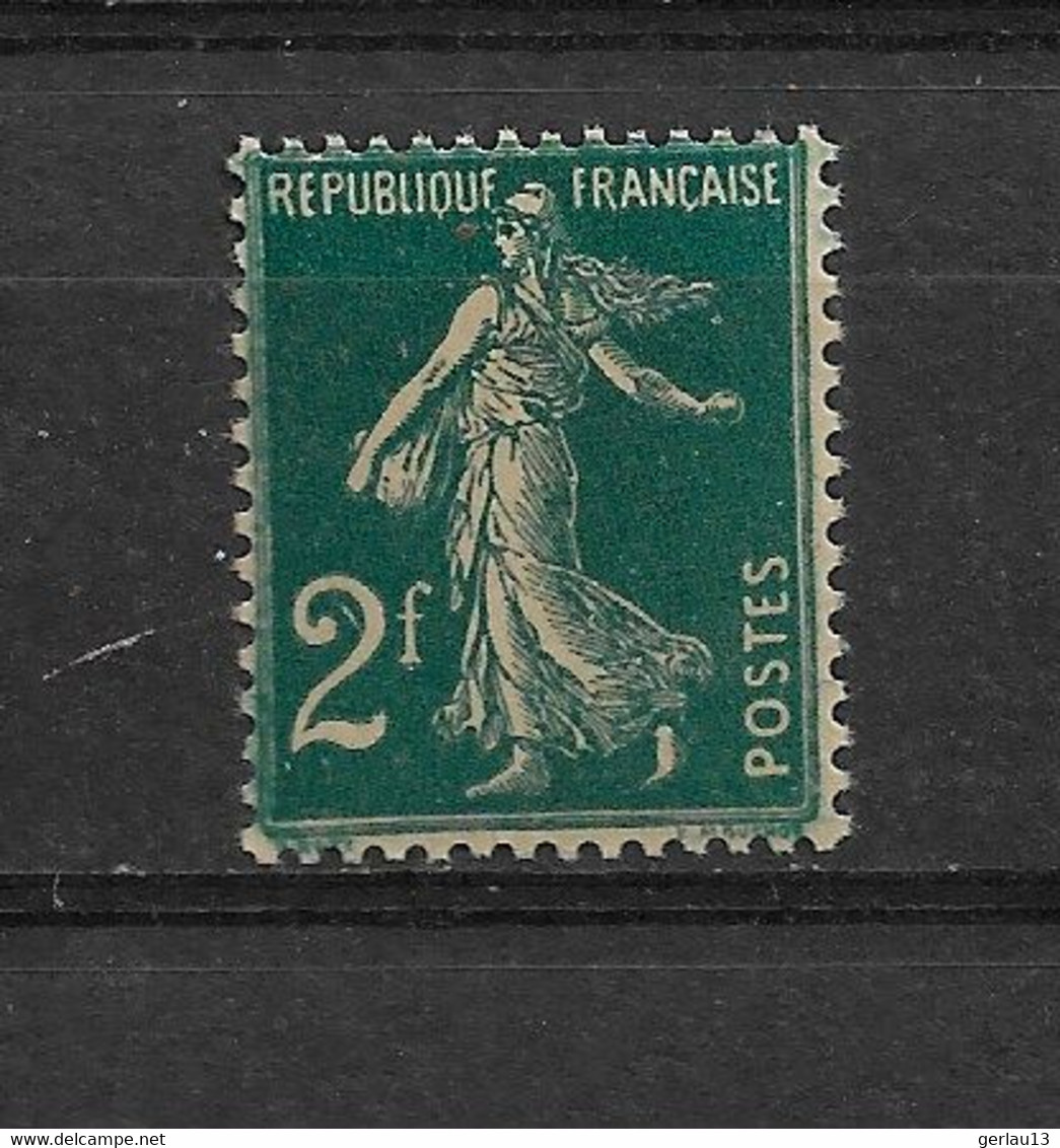 FRANCE    N° 239   **  NEUF SANS CHARNIERE - 1906-38 Semeuse Camée