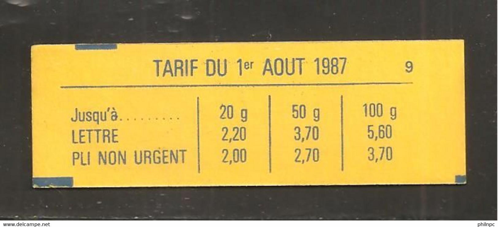 France, 2376-C11, SANS POINT Devant Retrait, Carnet Neuf **, Non Ouvert, TTB, Réservation Gratuite, Carnet Liberté - Definitives