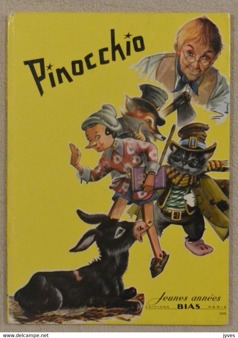 Pinocchio - Jeunes Années - Editions Bias - Non Classificati