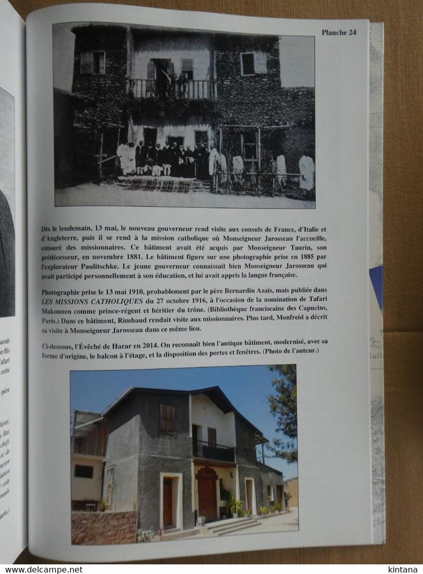 RIMBAUD Et MONFREID En ETHIOPIE - HARAR - DIRE DAOUA - OBOCK - TADJOURA - DJIBOUTI - Biographie