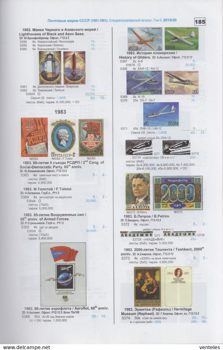 USSR 17.02.1983 SHEET Mi # 5255, Raphael's Date Of Birth 500th Anniversary; Madonna With Beardless St. Joseph MNH OG - Hojas Completas