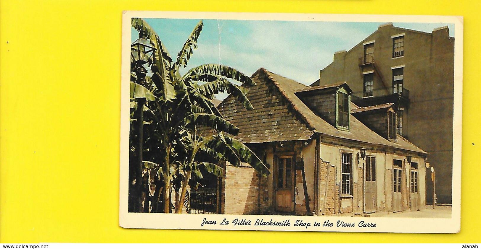 Jean La Fitte's Blacksmith Shop In The Vieux Carre Pirate (LA) USA - Other